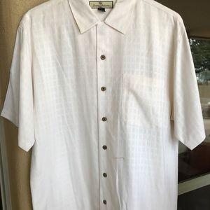Other - men's 100% silk button down